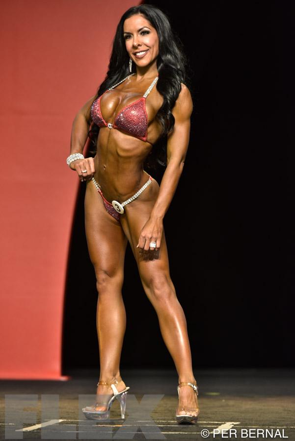 Stacey Alexander - Bikini - 2015 Olympia