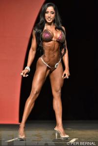 Narmin Assria - Bikini - 2015 Olympia