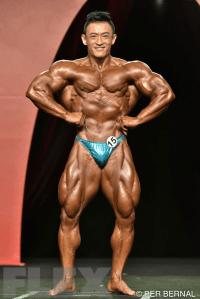 Kim Jun Ho - 212 Bodybuilding - 2015 Olympia