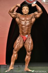 Kyung Won Kang - 212 Bodybuilding - 2015 Olympia
