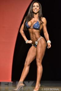 Jamie Del Angel - Bikini - 2015 Olympia
