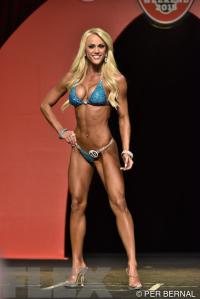Tawna Eubanks - Bikini - 2015 Olympia