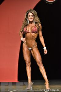Tamara Haddad - Bikini - 2015 Olympia