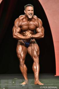 Zane Watson - 212 Bodybuilding - 2015 Olympia