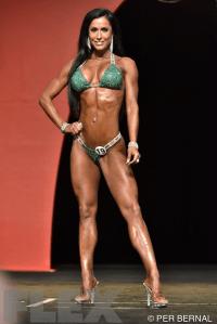 Stephanie Mahoe - Bikini - 2015 Olympia