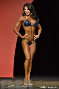 Angela Marquez - Bikini - 2015 Olympia
