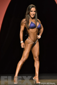 Christie Marquez - Bikini - 2015 Olympia