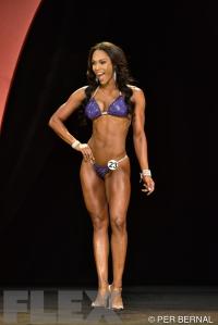 Breena Martinez - Bikini - 2015 Olympia