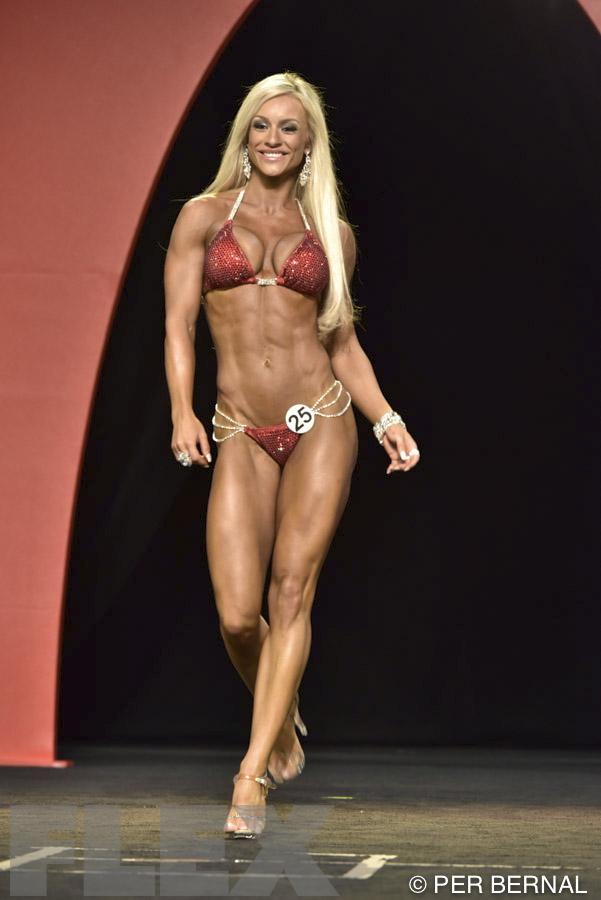 Noemi Olah - Bikini - 2015 Olympia
