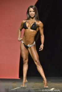 India Paulino - Bikini - 2015 Olympia