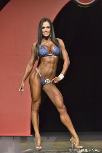 Catherine Radulic - Bikini - 2015 Olympia