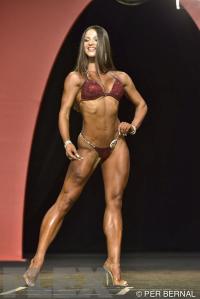 Alla Semenova - Bikini - 2015 Olympia