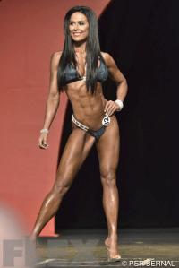 Ashley Kaltwasser - Bikini - 2015 Olympia