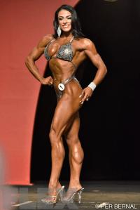 Maria Luisa Baeza-Diaz - Figure - 2015 Olympia