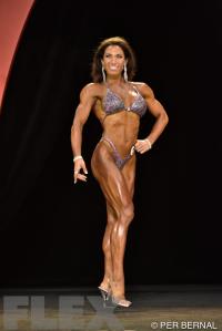 Jennifer Brown - Figure - 2015 Olympia