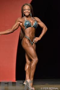 Andrea Calhoun - Figure - 2015 Olympia