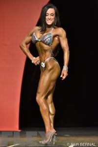 Allison Frahn - Figure - 2015 Olympia
