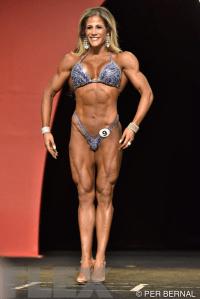 Karina Grau - Figure - 2015 Olympia