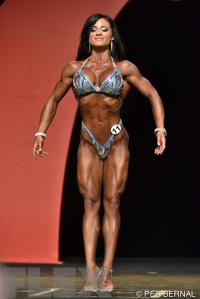 Ivana Ivusic - Figure - 2015 Olympia