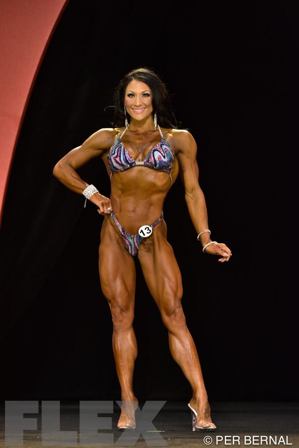 Candice Keene - Figure - 2015 Olympia