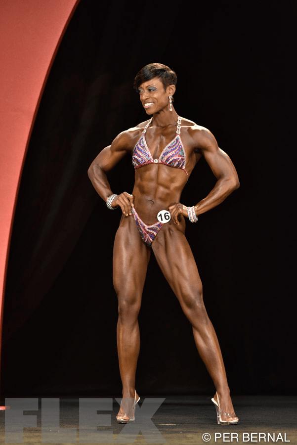 Vera Mallet - Figure - 2015 Olympia