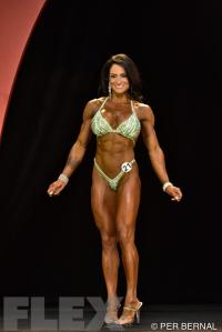 Camala Rodriguez-McClure - Figure - 2015 Olympia