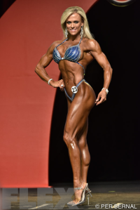 Gennifer Strobo - Figure - 2015 Olympia