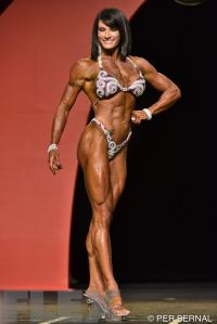 Jennifer Taylor - Figure - 2015 Olympia