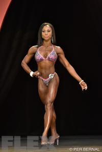 Latorya Watts - Figure - 2015 Olympia