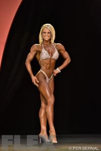 Nicole Wilkins - Figure - 2015 Olympia