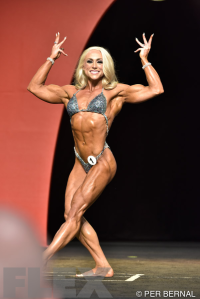 Jacklyn Abrams - Women's Physique - 2015 Olympia