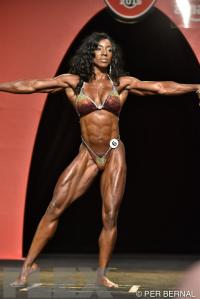 Tycie Coppett - Women's Physique - 2015 Olympia