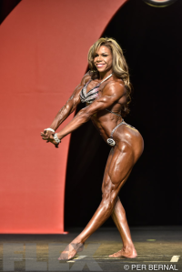 Heather Grace - Women's Physique - 2015 Olympia