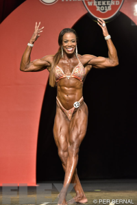 Jennifer Hernandez - Women's Physique - 2015 Olympia