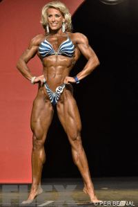 Tamee Marie - Women's Physique - 2015 Olympia