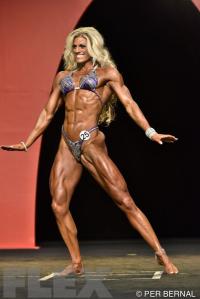 Autumn Swansen - Women's Physique - 2015 Olympia