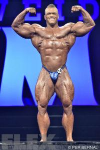 Dallas McCarver - Men's Open Bodybuilding - 2015 Olympia