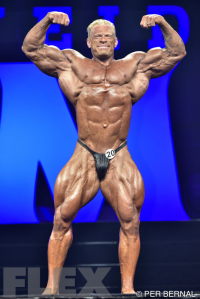 Dennis Wolf - Men's Open Bodybuilding - 2015 Olympia