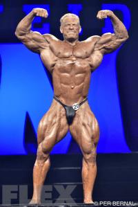 Dennis Wolf - Men's Open Bodybuilding - 2015 Olympia