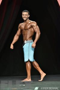 Matthew Acton - Men's Physique - 2015 Olympia
