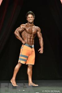 Fawad Ahadi - Men's Physique - 2015 Olympia