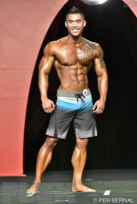 Jake Alvarez - Men's Physique - 2015 Olympia