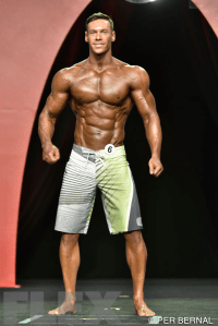 Anton Antipov - Men's Physique - 2015 Olympia