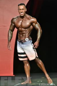 Dean Balabis - Men's Physique - 2015 Olympia
