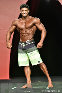 Michael Balan - Men's Physique - 2015 Olympia