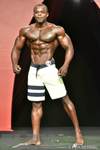 Andre Ferguson - Men's Physique - 2015 Olympia