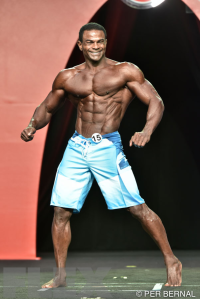 Michael Ferguson - Men's Physique - 2015 Olympia