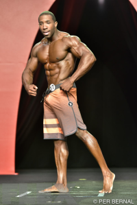 Patrick Fulgham - Men's Physique - 2015 Olympia