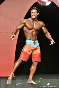 Sadik Hadzovic - Men's Physique - 2015 Olympia