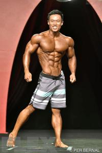 Joseph Lee - Men's Physique - 2015 Olympia